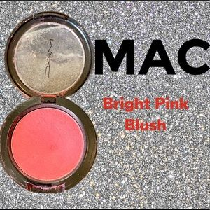 MAC Blush in Bright Rose Pink